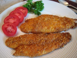 BEST-EVER FRIED FISH