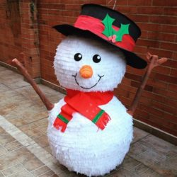 creative snowman paper craft