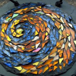 mosaic art by Margaret Almon